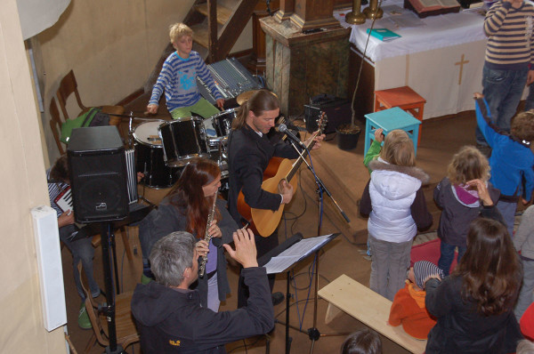 Kirchenmusik 2012